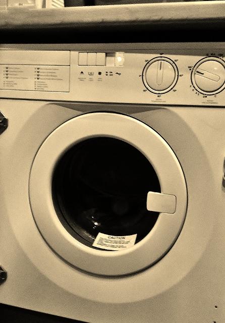 why is my washing machine squeaking